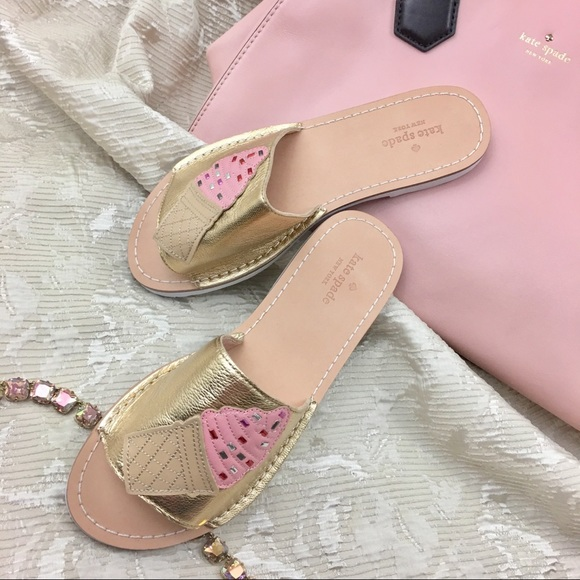 a5ec9c67cf03 kate spade Shoes - NIB Kate Spade Ice Cream Flats (WITH SPRINKLES!!)